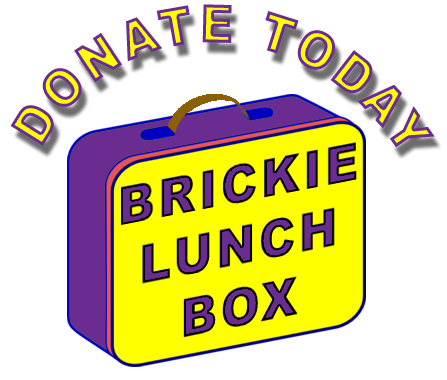 Brickie Lunch Box - Donate Today!